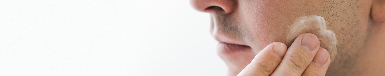 Nettoyants pour le visage pour hommes