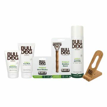 Original Bamboo Shave & Skincare Bundle