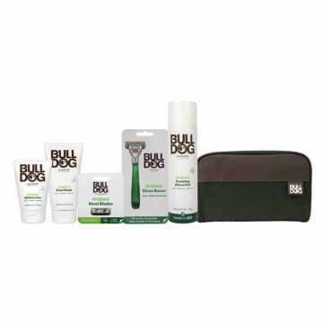 Original Glass Shave & Skincare Bundle