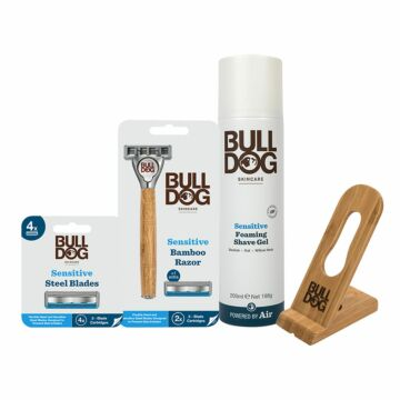 Sensitive Bamboo Shave Bundle