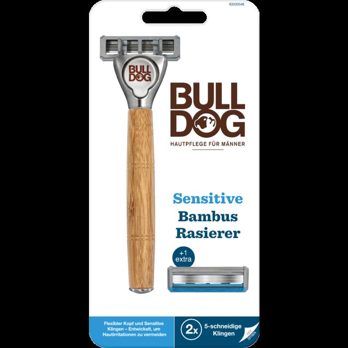 Sensitive Bambus Rasierer